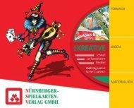 formen ideen materialien - Nürnberger-Spielkarten-Verlag GmbH