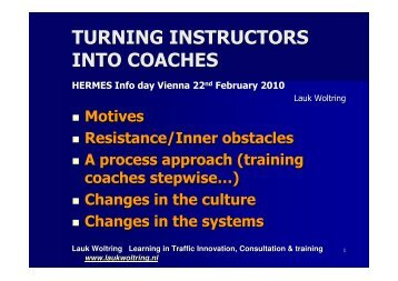 HERMES presentation Woltring Vienna Feb 23 10