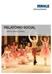 relatório social - mahle