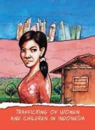 Trafficking of Women and Children in Indonesia (1.88 - ICMC