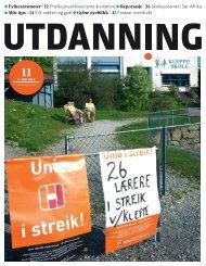 Utdanning nr 11 2012 (pdf) - Utdanningsnytt.no