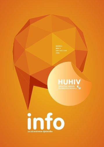 Bilten 3 – 2009 - HUHIV-a