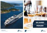 Konference selskabsmenuer (PDF format) - DFDS Seaways
