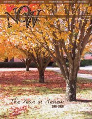 The Year in Review - LeTourneau University