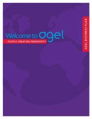 Link to Your Agel Business Plan (ENGLISH) - AgelNetwork.com