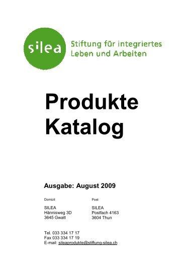Ausgabe: August 2009 - Silea