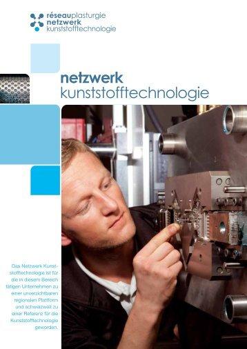 netzwerk kunststofftechnologie