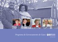 Programa de Gerenciamento de Casos - Blue Cross & Blue Shield ...