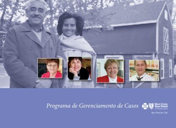 Programa de Gerenciamento de Casos - Blue Cross & Blue Shield ...
