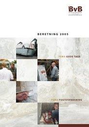 Download BvB's årsberetning 2005 (28 sider, pdf 1.376)