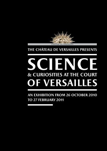 Press Contents - Versailles - Château de Versailles