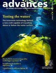 Advances Wales Issue 58 - Enterprise Europe Wales