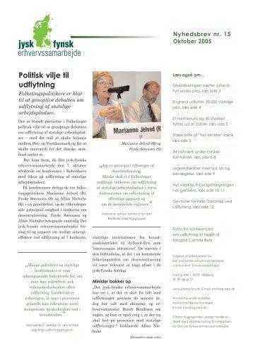 Politisk vilje til udflytning - Knowledge Lab