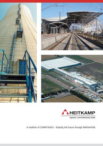Portrait PDF 2008 GB - Heitkamp Ingenieur- und Kraftwerksbau GmbH