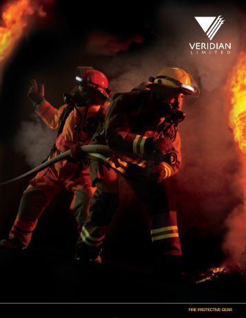 VERIDIAN-Chemical Suits - 5 Alarm Fire and Safety Equipment