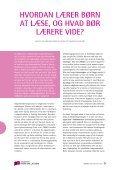 TEMA: JordEn læsEr og skrivEr - Viden om Læsning - Page 5