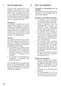 Handleiding Mode d'emploi Users manual ... - J.E. StorkAir - Page 2