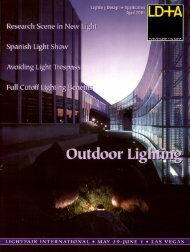 contents - Illuminating Engineering Society