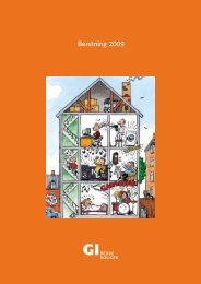 Beretning 2009 - Grundejernes Investeringsfond