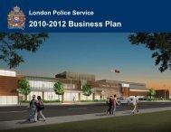 2010-2012 Business Plan 2010-2012 Business Plan
