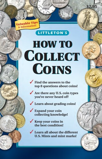 COLLECT COINS COLLECT COINS - Littleton Coin Company
