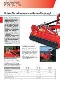 Böschungsmulcher TB 151 - TB 181 - TB 211 - Seite 2