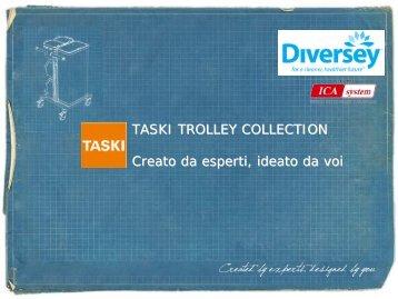 Presentazione carrelli TASKI - Ica System