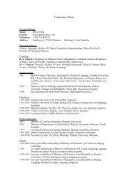 English CV pdf