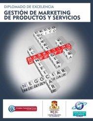 gestión de marketing de productos y servicios - Universidad Real