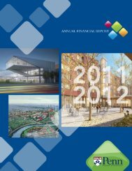 2012 Annual Financial Report - Office of the Vice President for ...