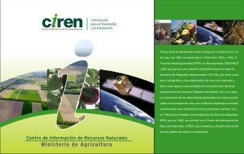 centro de información de recursos naturales - Biblioteca digital de ...