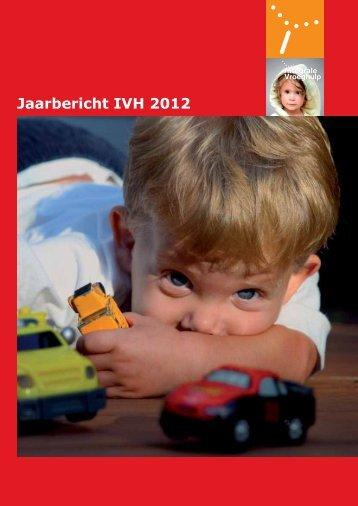 Jaarbericht IVH 2012 - MEE Gelderse Poort