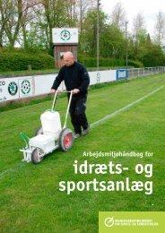 idræts- og sportsanlæg - BAR - service og tjenesteydelser.
