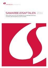 SAMARBEJDSAFTALEN 2011 - Samarbejdssekretariatet