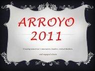 Arroyo 2007