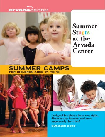 Summer Camps 2013 - Arvada