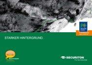 Blickpunkt Nr. 3 I September 2008 - Securiton GmbH