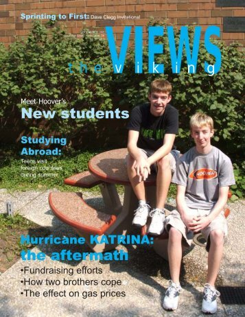 Issue 1 - North Canton City Schools - sparcc