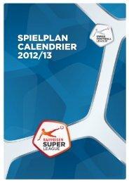 Spielplan RaiffeisenSuperLeague - FC Sion