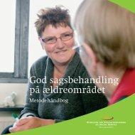 God sagsbehandling på ældreområdet - Socialstyrelsen