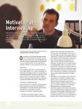 Videnscenter om Alkohol Motivational Interviewing - Socialstyrelsen - Page 4