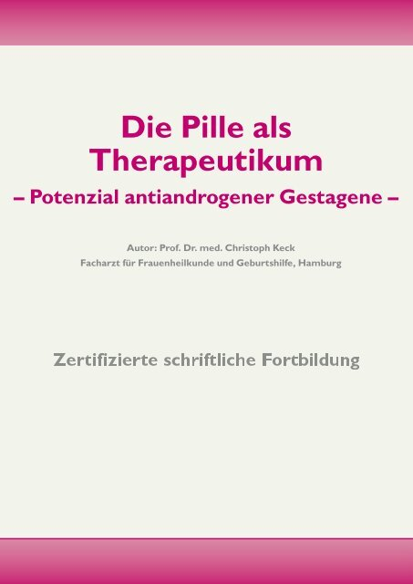 androgene wirkung pille
