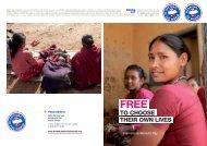 Download - 8 march International women's day - Médecins du Monde