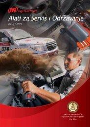 --INGERSOLL RAND - Alati za Servis i Održavanje 2010-2011