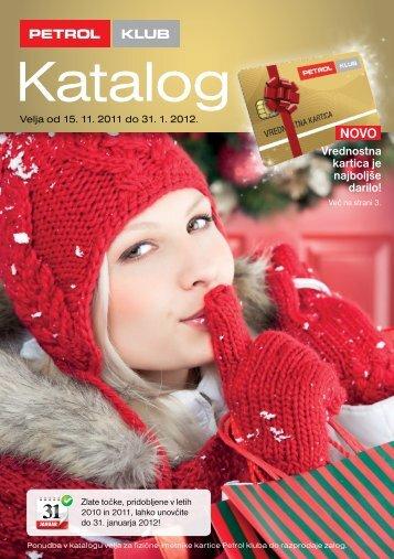 PETROL KLUB / Katalog Zima 2011