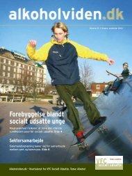 Forebyggelse blandt socialt udsatte unge - Socialstyrelsen