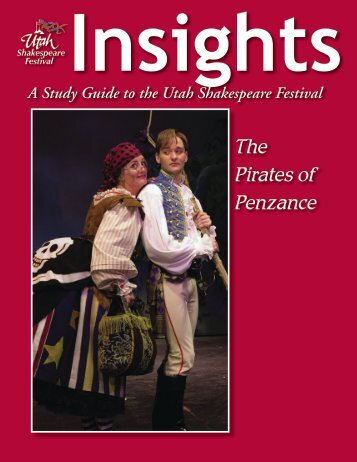 The Pirates of Penzance - Utah Shakespearean Festival