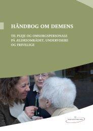 Håndbog om demens - Socialstyrelsen