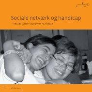 Sociale netværk og handicap