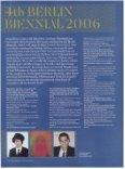 frieze - 4. Berlin Biennale - Page 3